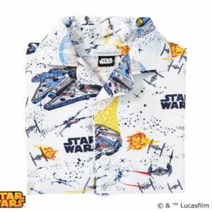 PBK 2T 3T Star Wars Millennium Falcon Pajamas